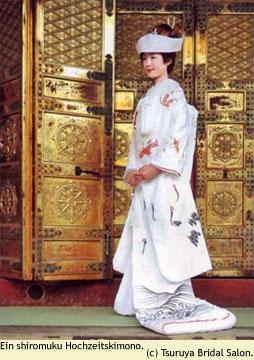 Hochzeitskleider japan