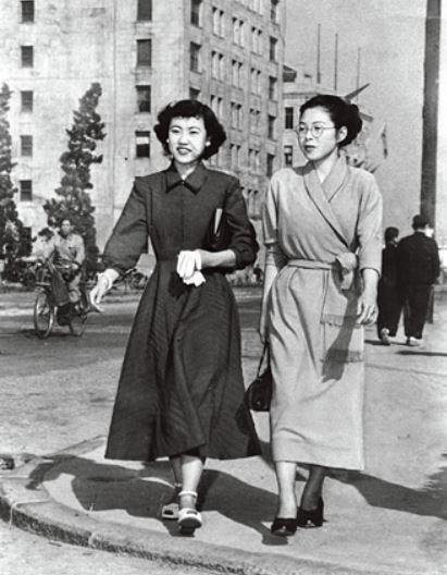 Japanisch 3 Büro Damen