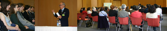 Vortrag von Prof. Dr. Takashi Oshio