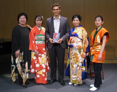 Literatur und Musik aus Japan