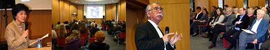 Vortrag von Prof. Dr. Keiichi Kodaira