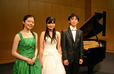 4. Jugend-Klavierkonzert der DJG Berlin